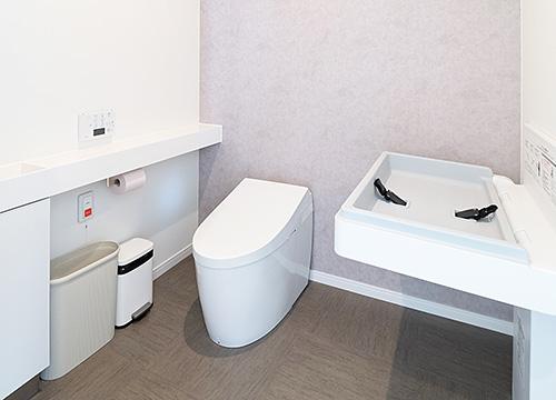 トイレ(小児待合室側)